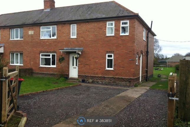 Thumbnail Semi-detached house to rent in Cliff Crescent, Ellerdine