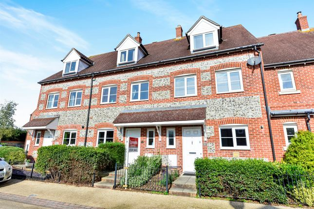 Thumbnail Town house for sale in Cobham Road, Blandford Forum