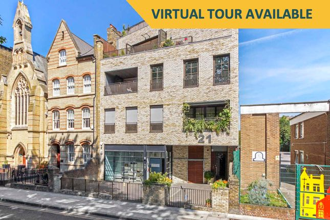 Thumbnail Office to let in 20 Hoxton Square, Shoreditch, London