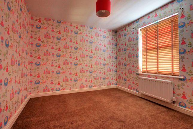Bedroom Five of Anitas Way, Ireshopeburn, Bishop Auckland DL13