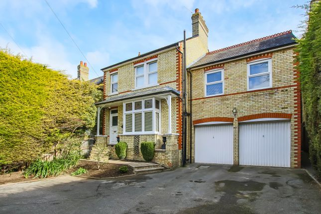 Thumbnail Detached house for sale in Hillside, Sawston, Cambridge