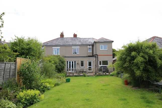 Thumbnail Semi-detached house for sale in Bare Lane, Morecambe