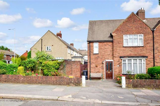3 bed semi-detached house for sale in Stoke Avenue, Hainault, Ilford, Essex IG6