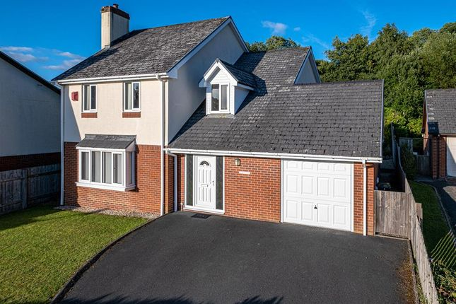 Detached house for sale in Gorse Farm Estate, Llandrindod Wells