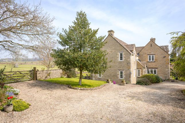 Thumbnail Semi-detached house for sale in The Laines, Chedworth, Cheltenham