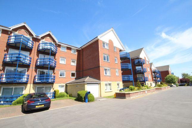 Thumbnail Flat to rent in Mountbatten Close, Preston