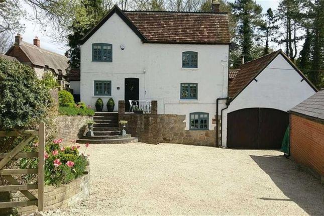 Thumbnail Detached house for sale in Bath Road, Beckhampton, Marlborough