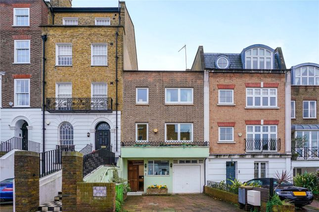 Thumbnail Property for sale in Campden Hill Square, Kensington, London