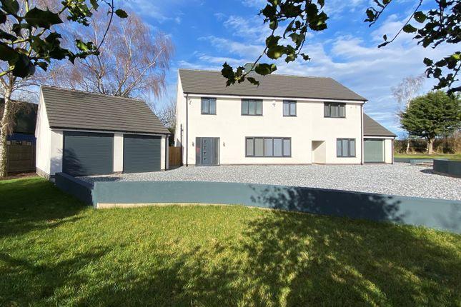 Thumbnail Detached house for sale in Stapleford Road, Stapleford, Melton Mowbray