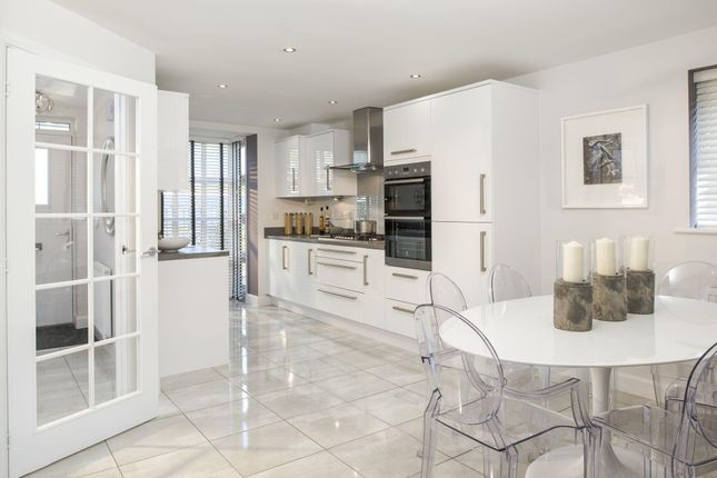 """Thumbnail Semi-detached house for sale in """"Ashurst"""" at South Road, Durham"""
