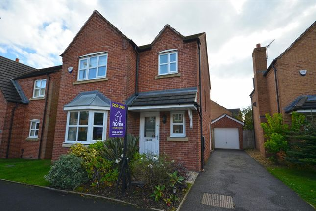 Thumbnail Detached house for sale in Lord Lane, Audenshaw, Manchester