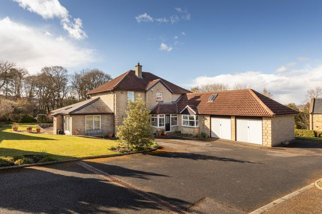 5 bed detached house for sale in 8 Intake Way, Hexham, Northumberland NE46