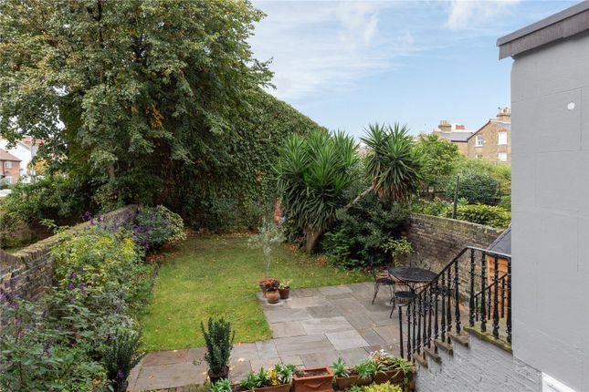 Garden of Clapham Common North Side, London SW4