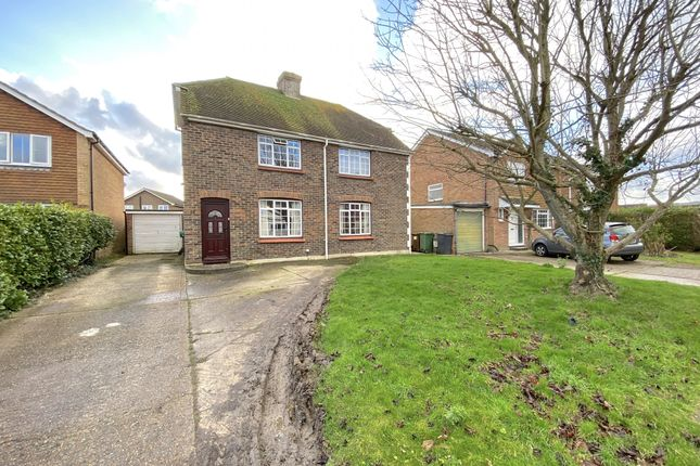 Thumbnail Detached house for sale in St. Davids Close, Eastbourne, East Sussex
