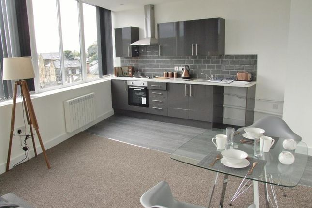 1 bed flat for sale in King Cross Street, Halifax