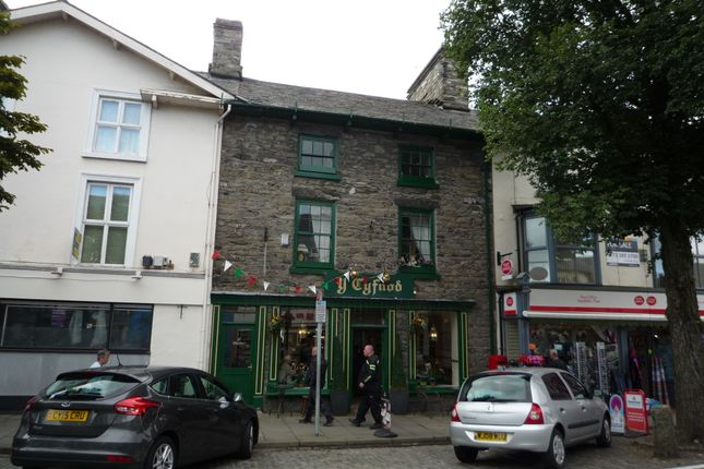 Thumbnail Restaurant/cafe to let in High Street, Bala