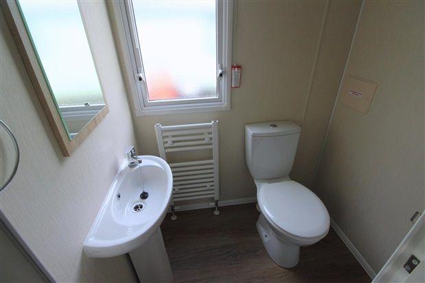 Ensuite WC of Garsdale Road, Sedbergh LA10
