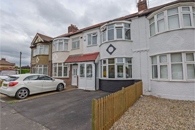 Thumbnail Terraced house for sale in Cameron Drive, Waltham Cross