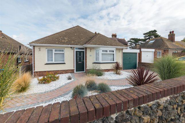 Thumbnail Detached bungalow for sale in Essex Gardens, Birchington