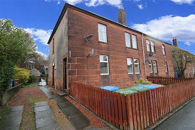 Thumbnail Flat to rent in Ashley Terrace, Alloa
