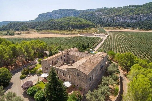 Thumbnail Country house for sale in Spain, Mallorca, Puigpunyent