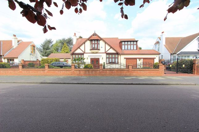 Thumbnail Detached bungalow for sale in Parkway, Ilford, Essex