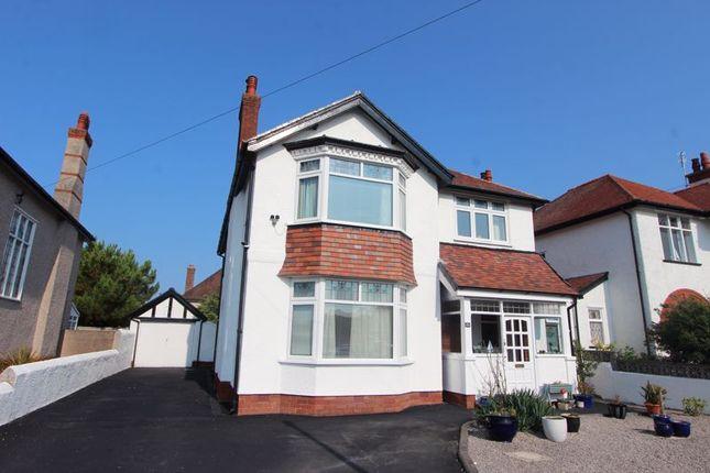 Thumbnail Detached house for sale in Kenelm Road, Rhos On Sea, Colwyn Bay