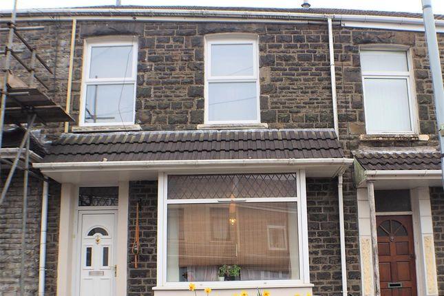 Thumbnail Terraced house for sale in Maesteg Street, St. Thomas, Swansea
