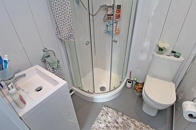 Shower Room of West Grove, Roath, Cardiff CF24