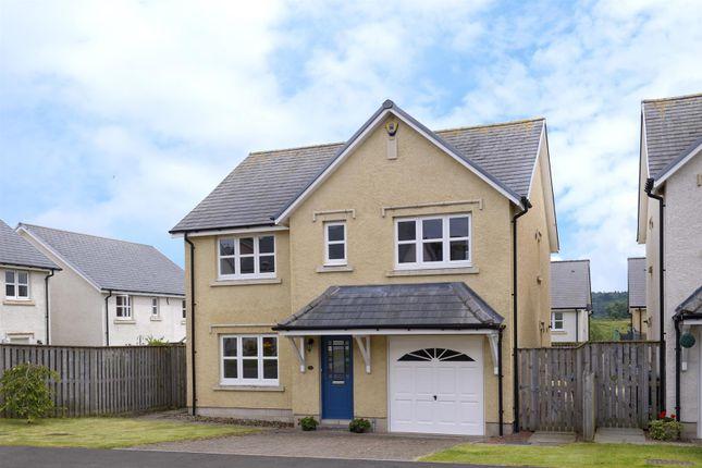 Thumbnail Detached house for sale in West Myrescroft, Ancrum, Jedburgh