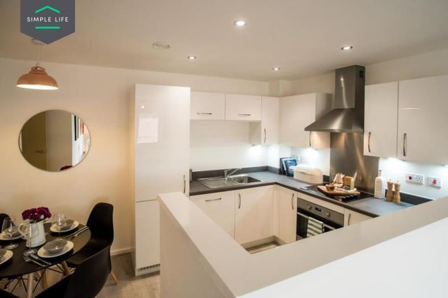 Thumbnail Flat to rent in Fenman Mews, Holyoake Road, Worsley
