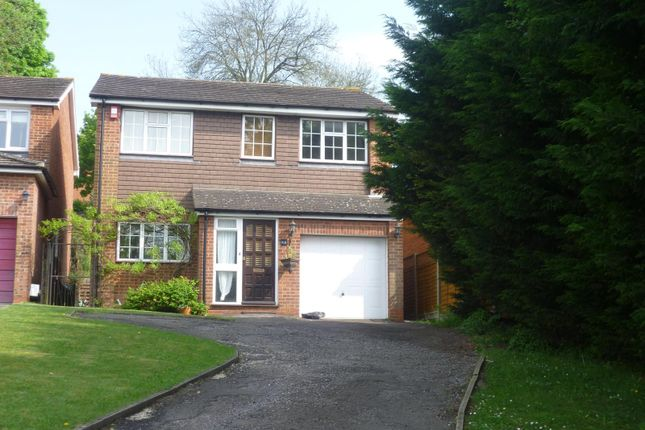 Thumbnail Detached house to rent in Sunningvale Avenue, Biggin Hill, Westerham