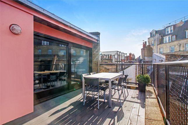 Terrace of Seven Dials Court, 3 Shorts Gardens, London WC2H