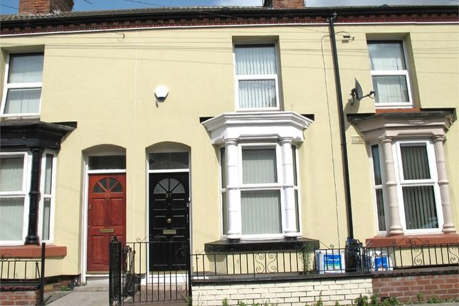 Thumbnail Terraced house for sale in Bligh Street, Liverpool, Merseyside