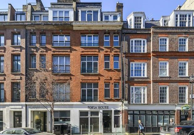 Thumbnail Flat for sale in Bolsover Street, London