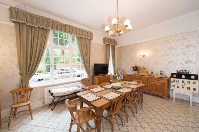 Dining Room of Broseley Lane, Kenyon, Warrington WA3