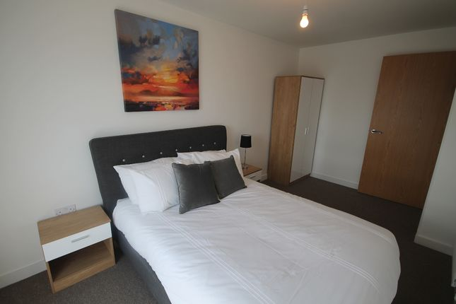 Master Bedroom of Carriage Grove, Bootle L20