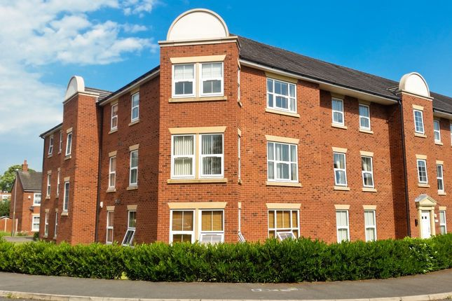 Thumbnail Flat to rent in Lambert Crescent, Nantwich