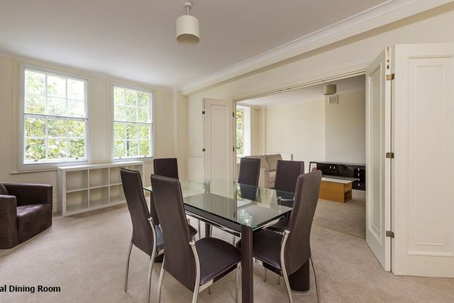 Thumbnail Flat to rent in Park Road, Regents Park