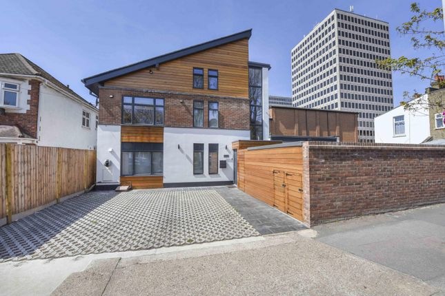Thumbnail Detached house for sale in Howard Road, New Malden