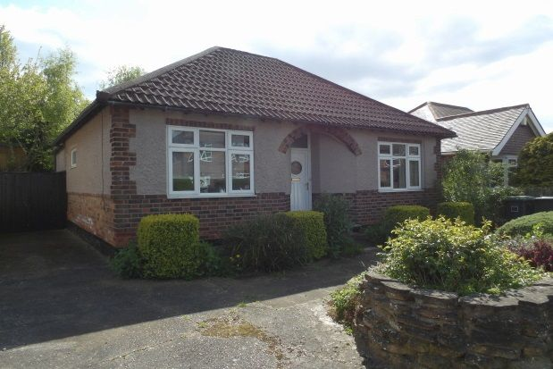 Thumbnail Bungalow to rent in Portland Road, Toton