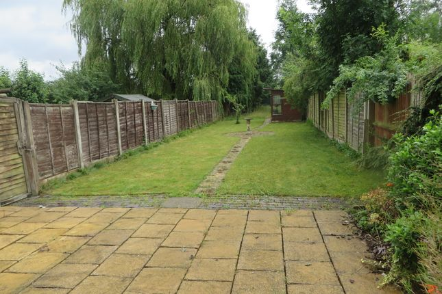 Garden of Old Station Road, Hampton-In-Arden, Solihull B92