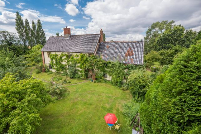 Thumbnail Farmhouse for sale in Westhall, Halesworth