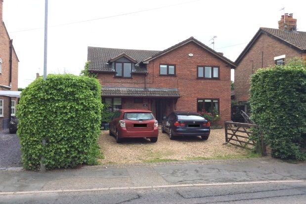 Thumbnail Detached house to rent in Hermitage Road, Saughall, Chester