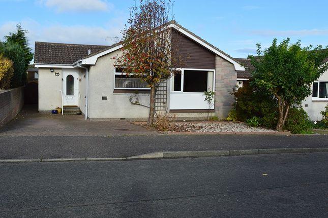 Thumbnail Detached bungalow for sale in Templars Grescent, Kinghorn