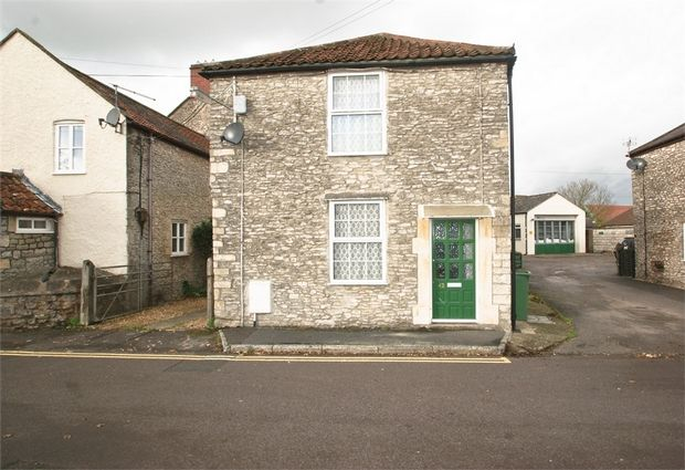 Thumbnail Cottage for sale in Shepton Mallet, Somerset, UK