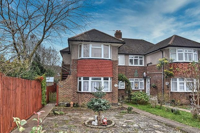 2 bed maisonette for sale in Amis Avenue, Epsom, Surrey. KT19