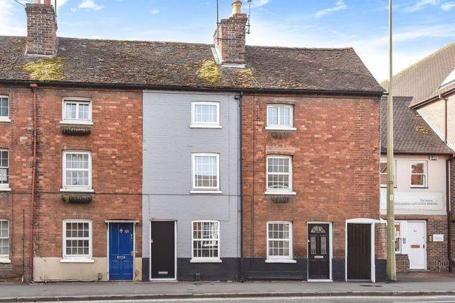 Thumbnail Terraced house for sale in Ock Street, Abingdon