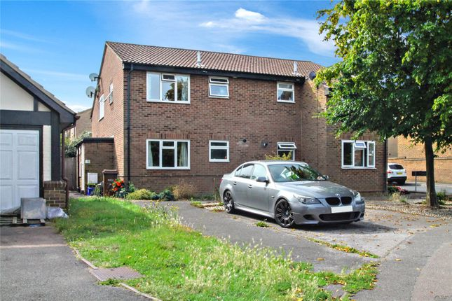 Thumbnail Terraced house to rent in The Everglades, Hempstead, Gillingham, Kent