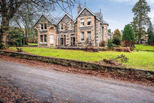 Thumbnail Flat for sale in Salisbury House, Strathpeffer, Highland